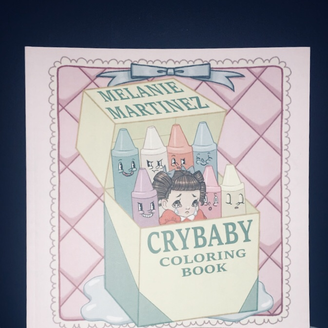 Brand New Melanie Martinez Coloring Book.... - Depop