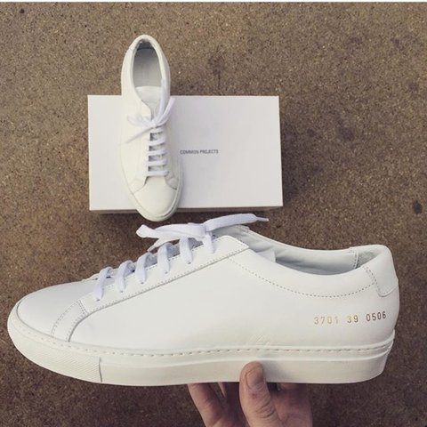 37a9c1b80c @alex___the_gr8. 3 years ago. Wolcott, CT, USA. Common Projects Achilles Low  ...