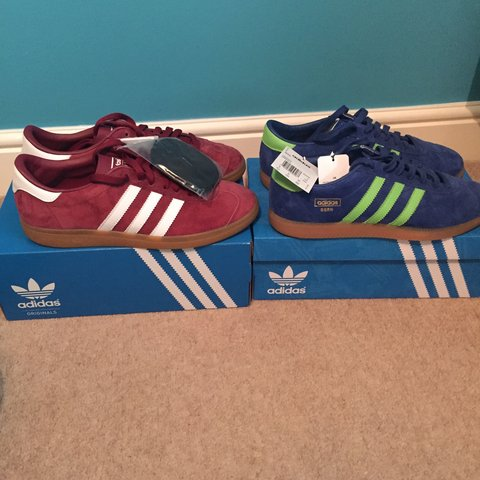 Adidas bern and Samoa for sale. Dead stock trainers 06997dc36