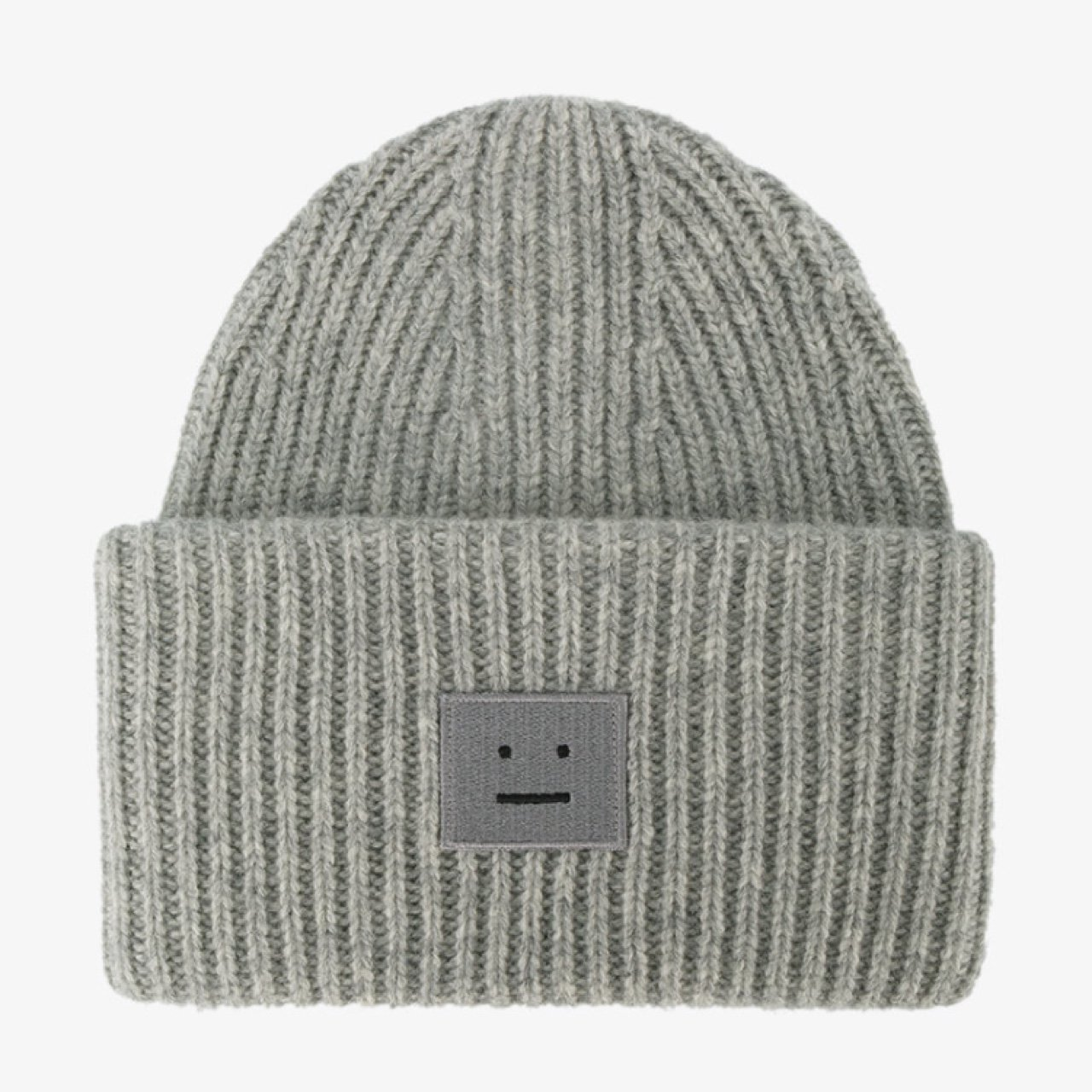 Acne Studios pansy grey wool hat  beanie  acne  wool  hat - Depop 3473e9b06c0