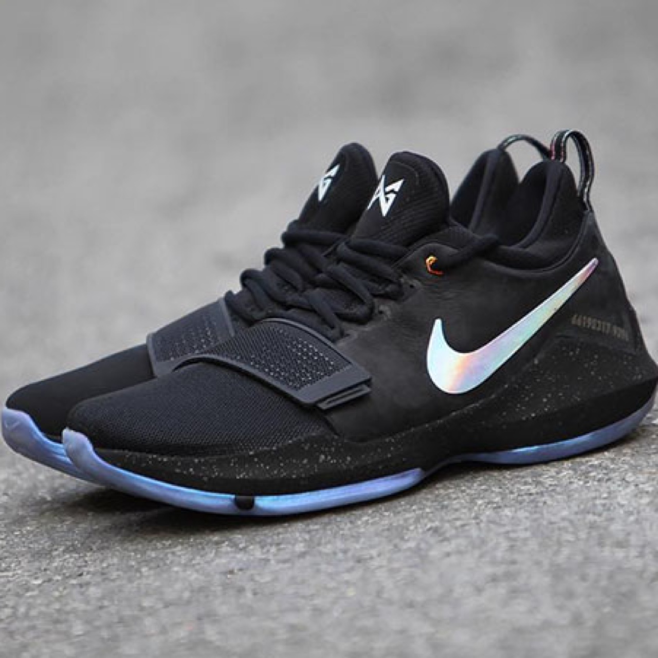 detailed look 1fe5d 14069 Nike PG 1