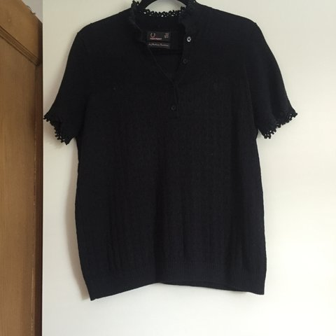 a5c7b03aad5f @mywordrobeneeds. 3 years ago. Liverpool, Merseyside, UK. Rare Fred Perry  Amy Winehouse foundation polo ...