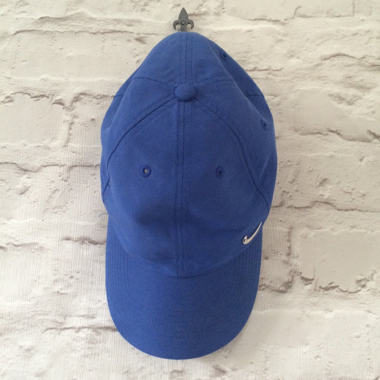 f8637ef569f Blue Nike hat cap. Good condition no visible signs of wear. - Depop