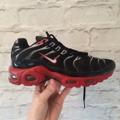 819b7565a6 ... norway nike tns. size uk 4.5. rare old skool colourway thats hard depop  c837b