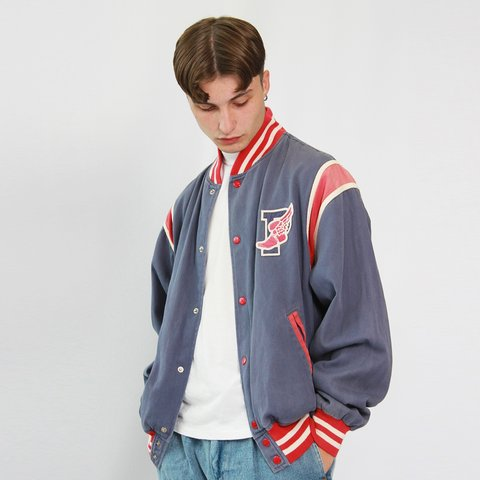 a299bafb6be1 OG Vintage RALPH LAUREN POLO P-WING jacket. Very good for OG - Depop
