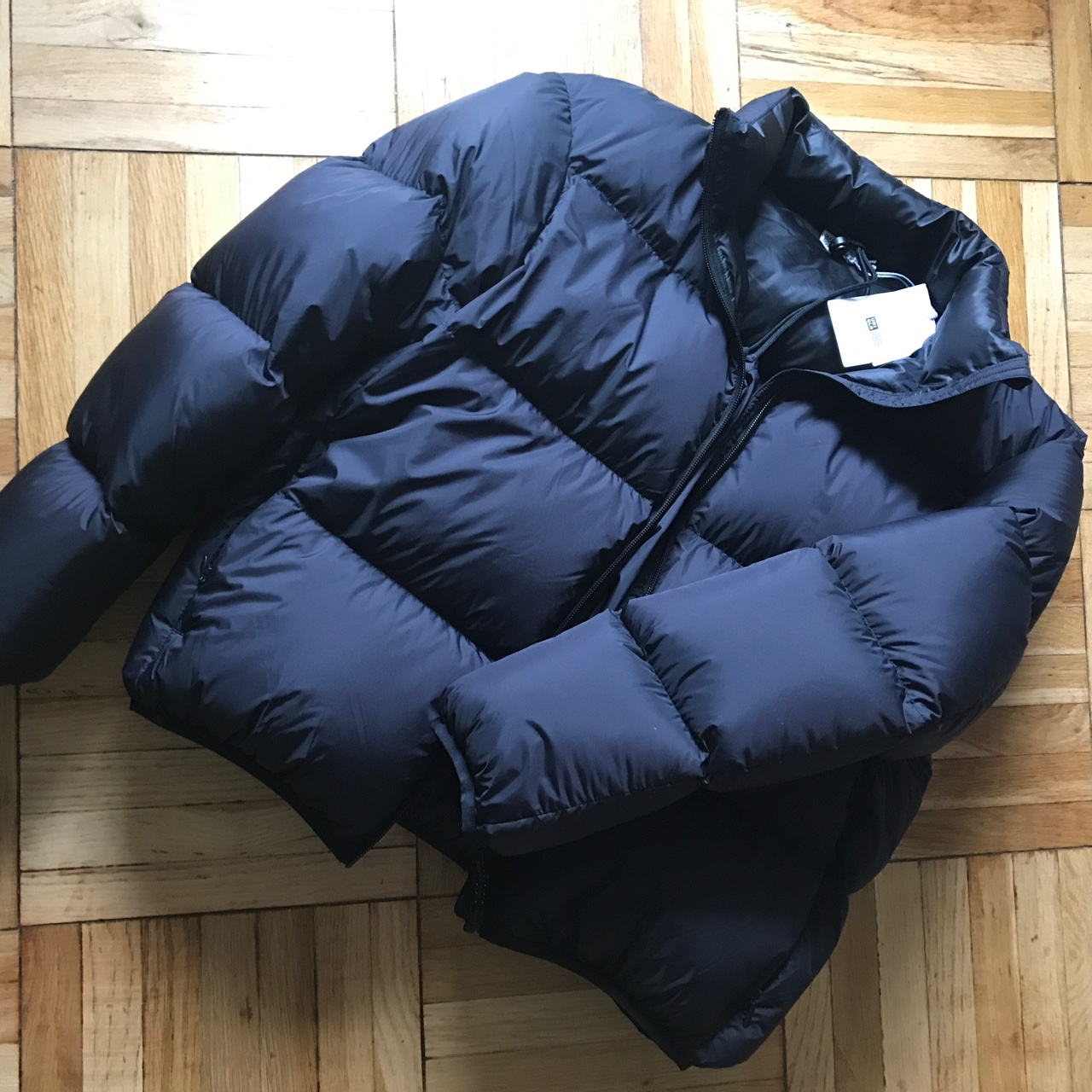 UNIQLO U LIGHT WEIGHT DOWN JACKET women's size Depop