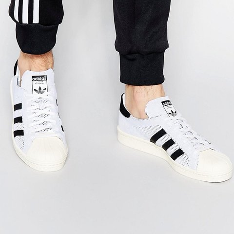 uk availability e09de e7d9c @lazygirl94. 3 years ago. Norwood SA 5067, Australia. adidas superstar 80s  primeknit ...