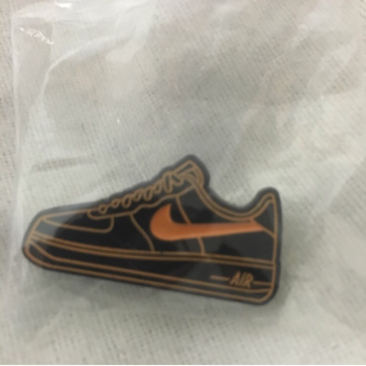 Vlone X Nike Lab Exclusive Pin, Sold out everywhere     - Depop