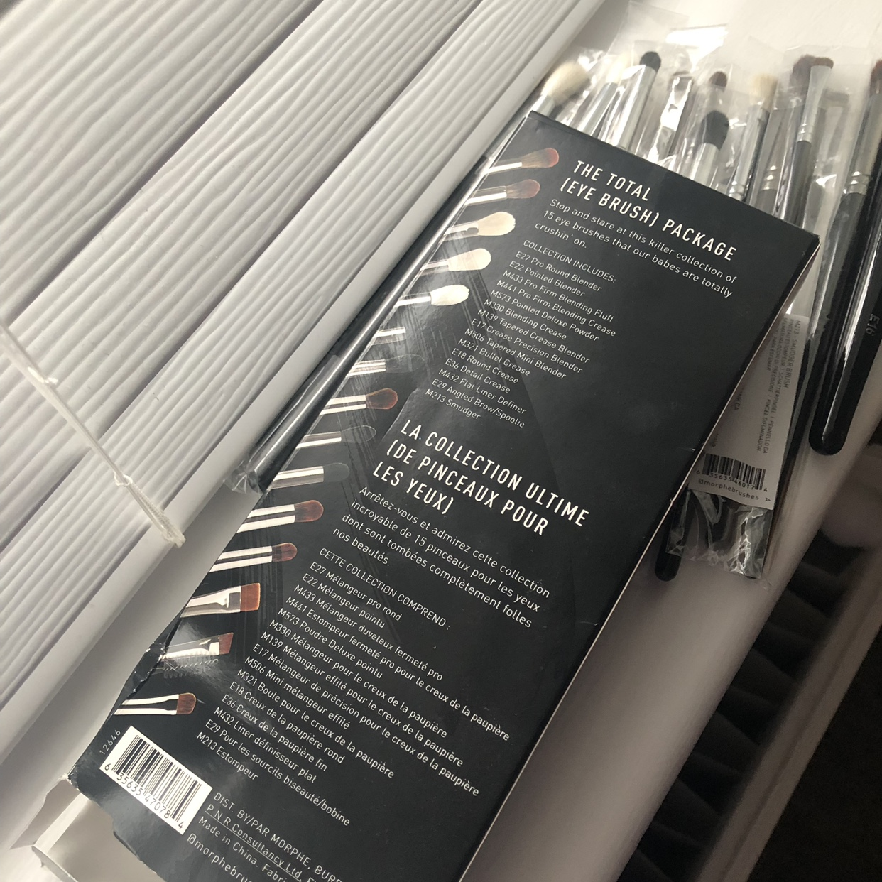 Morphe Brushes 15 piece set  Aww brand new never    - Depop