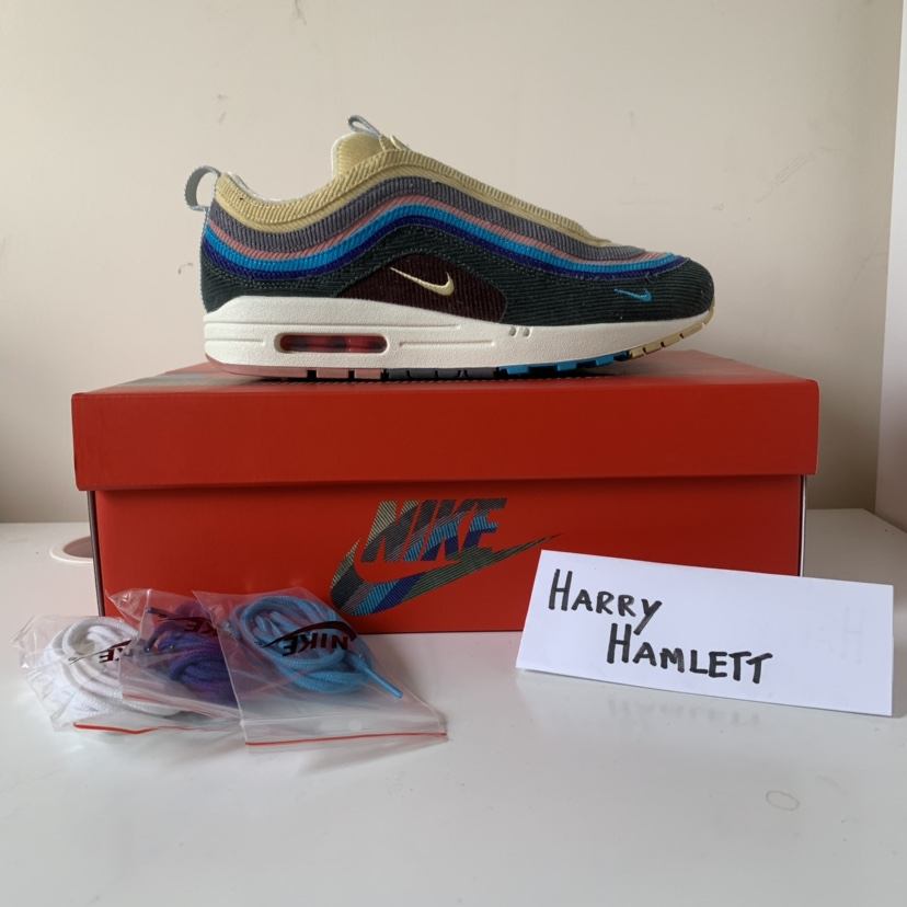 Nike Air max 197 SW Sean Wotherspoon | Kixify Marketplace