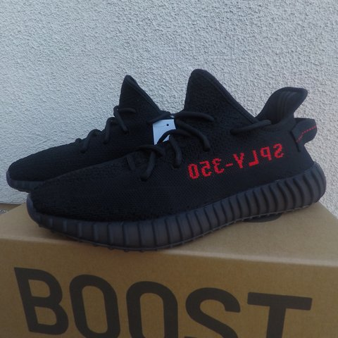Adidas Yeezy Boost 350 v2 deadstock size 10  yeezy  adidas - Depop 26f84032e