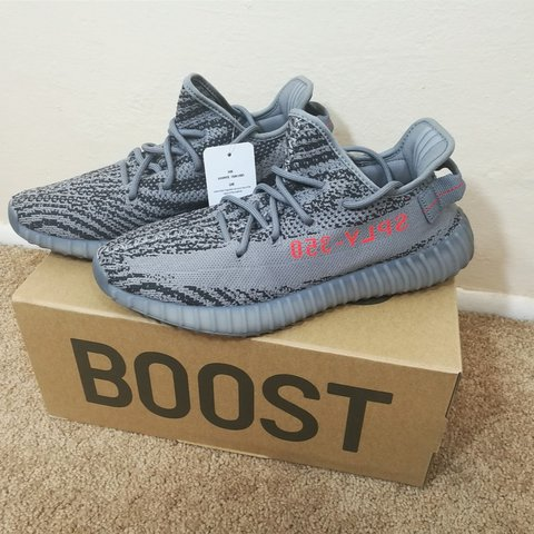 b69fec541a4d9 Item  Adidas Yeezy Boost 350 v2 Beluga 2.0 Size  US are New - Depop