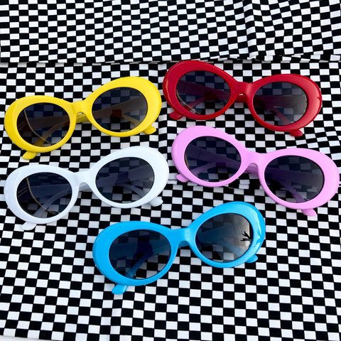 44ef98b7dcb All colors RESTOCKED!!! Clout Goggles in 5 amazing colors to - Depop