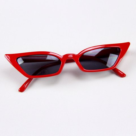 c229fdfd4a Bundle for  ghadahoney red cateye sunglasses