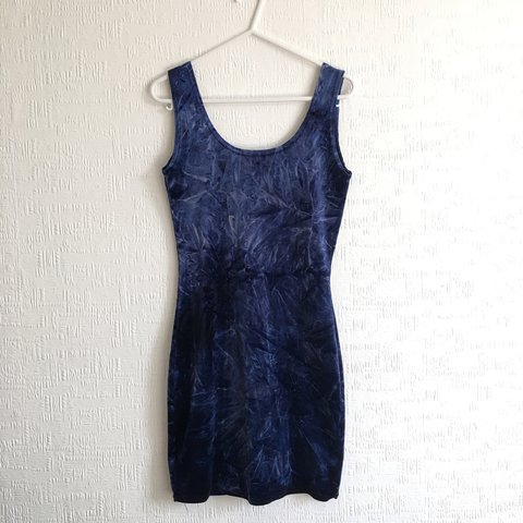 17b4fc1505bb @frankiesthrifts. 3 years ago. Rochester, Medway, UK. Retro velvet mini  dress ...