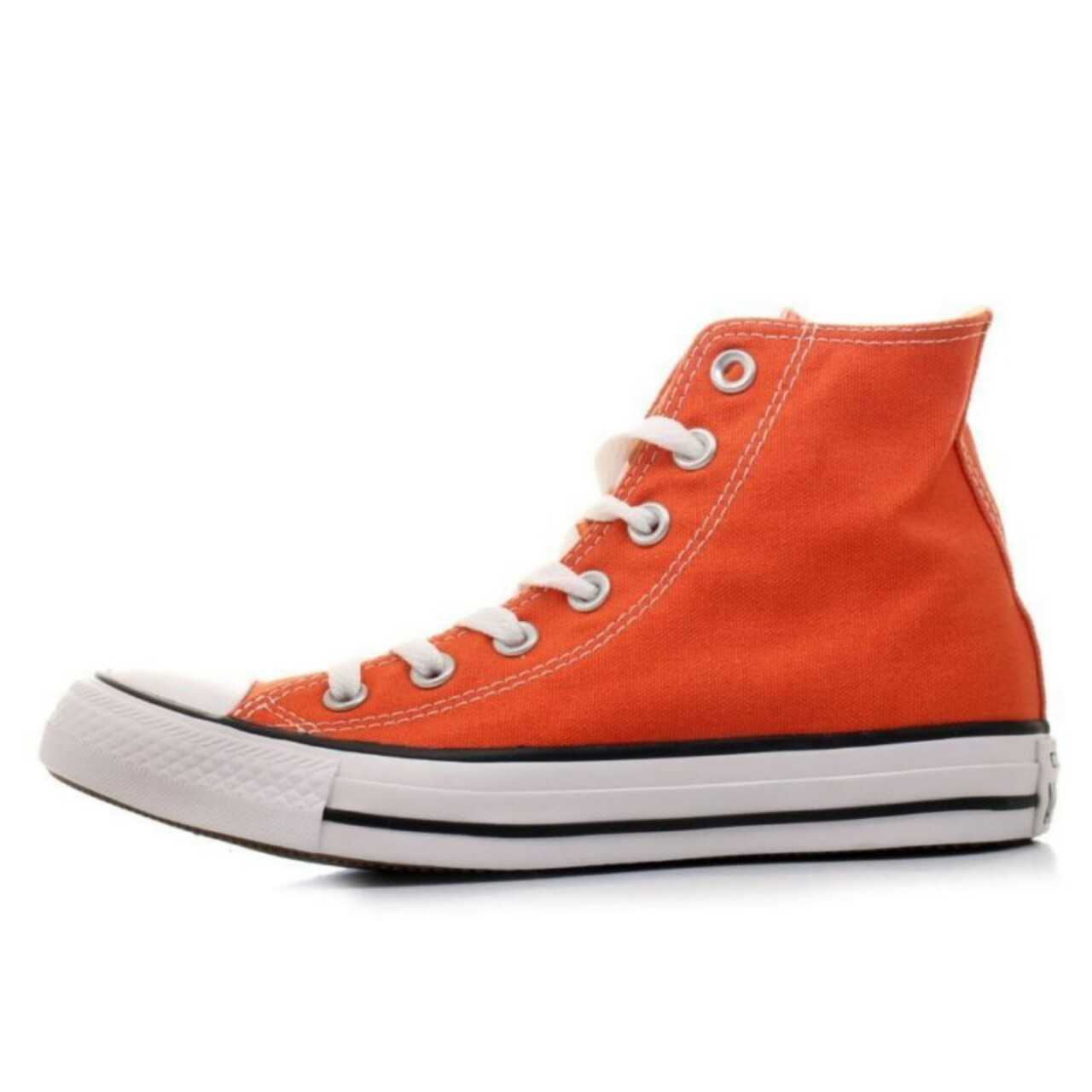 2converse all star arancione