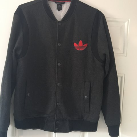 finest selection 40925 1f798 boos83. 2 years ago. Manchester, UK. Mens Adidas Baseball Jacket.