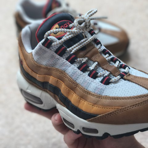the best attitude de075 3385b Nike Air Max 95