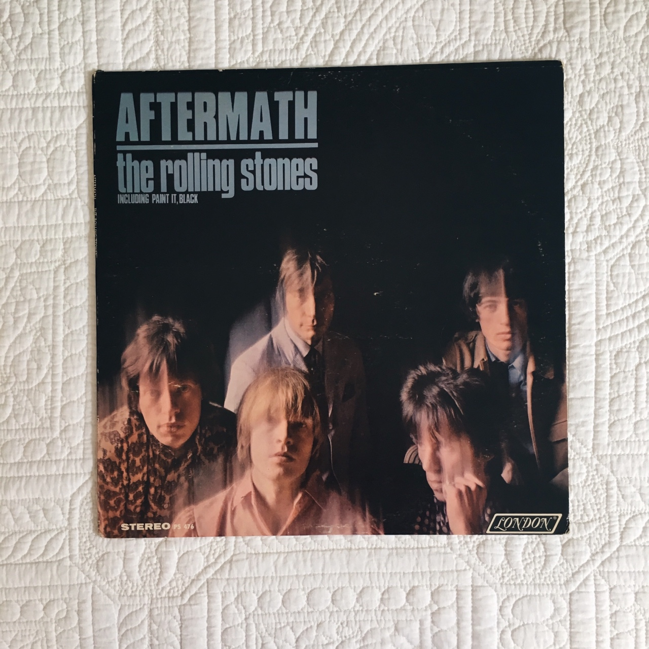 Rolling Stones aftermath vinyl in good condition     - Depop