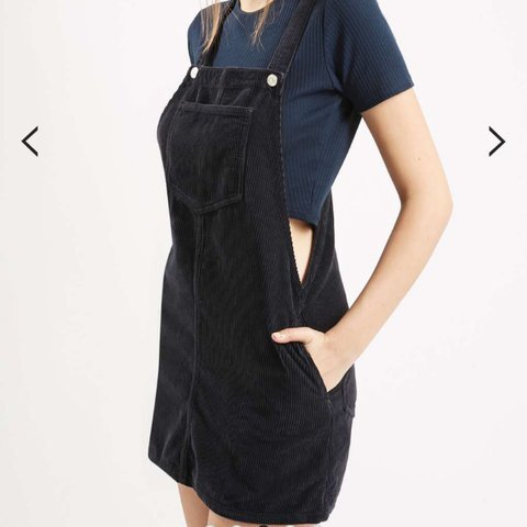 4dddb2061e REDUCED. £11. CUTE Topshop UO Urban outfitters cord   dress - Depop