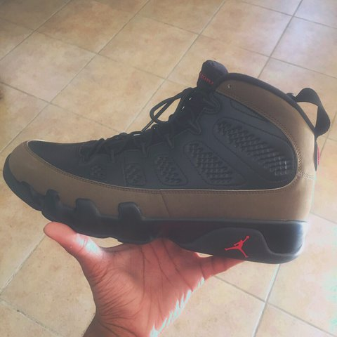 8de791ef4a2 @brandnmarshl. 8 months ago. Los Angeles, United States. Jordan olive 9's  for sale 10/10 condition only worn a couple ...