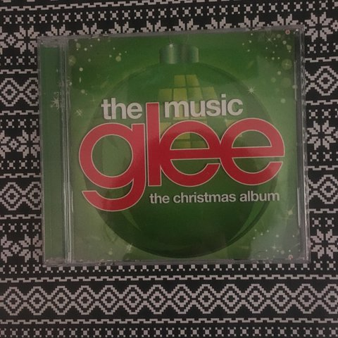 the music of glee christmas album great condition 6 depop