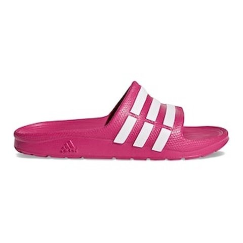 9c7b9220fe78 Pink adidas slides   sandals - Brand new with tags - kids - Depop