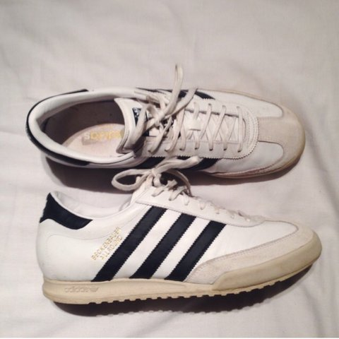 differently 38ebf 63f81 Adidas Beckenbaur  like gazelle, Nike Cortez, Reebok  10 - D
