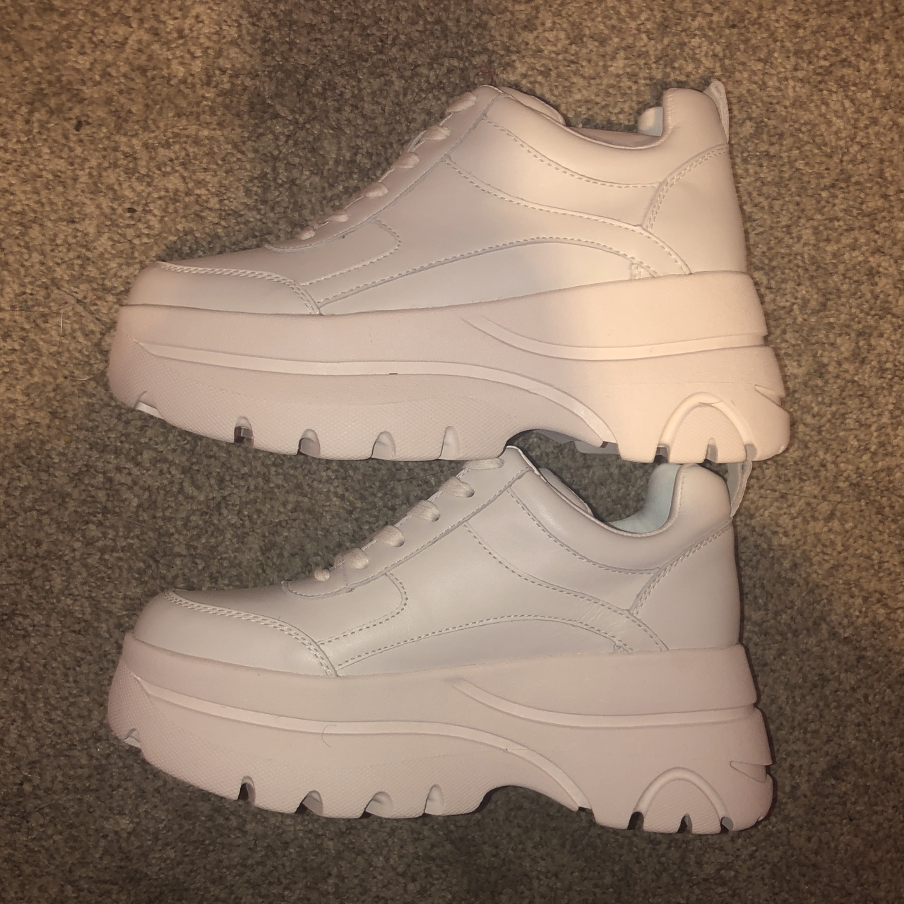CHUNKY PLATFORM SNEAKERS FROM STEVEN