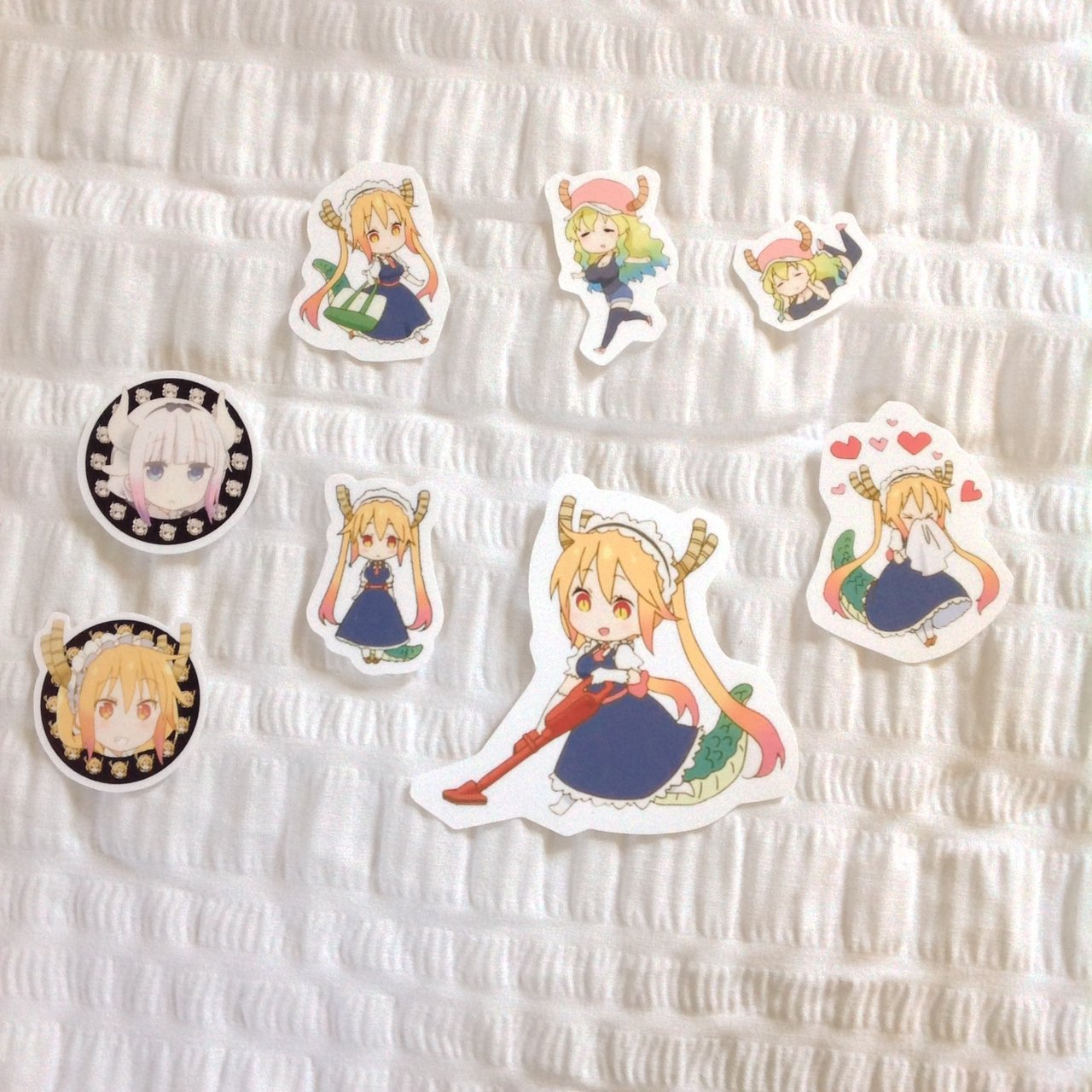 4 Cute Tumblr Stickers The Supreme One Is Fake In An For 4 Depop