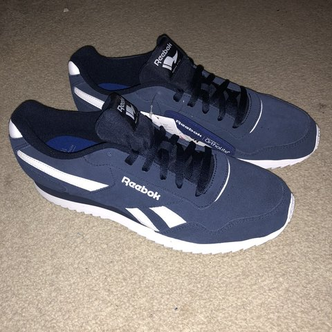 Blue Reebok trainers Royal foam lite powered by new with UK - Depop be40bfae9