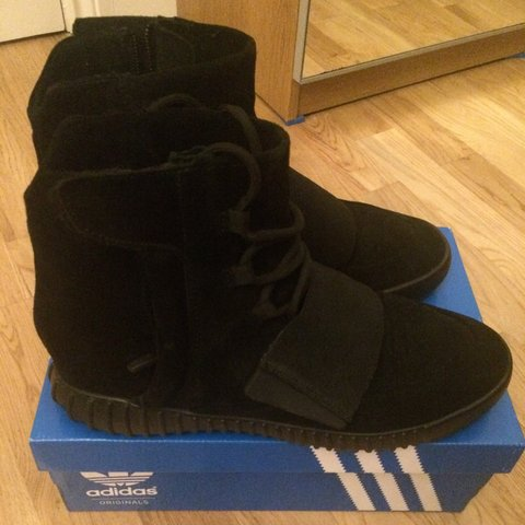 bf8dfa4c984a7 Yeezy boots 750s by Kanye west. Most rare shoes ever