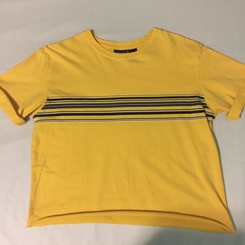 3f5c4941d3 @ivy_n. 10 months ago. Irvine, United States. Vintage yellow striped top // super  cute // tags Brandy Melville urban outfitters ...