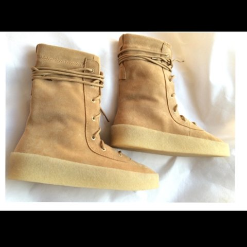 1912697dd01c1 Yeezy (R-e-p-l-i-c-a) boots very high quality comes with you - Depop