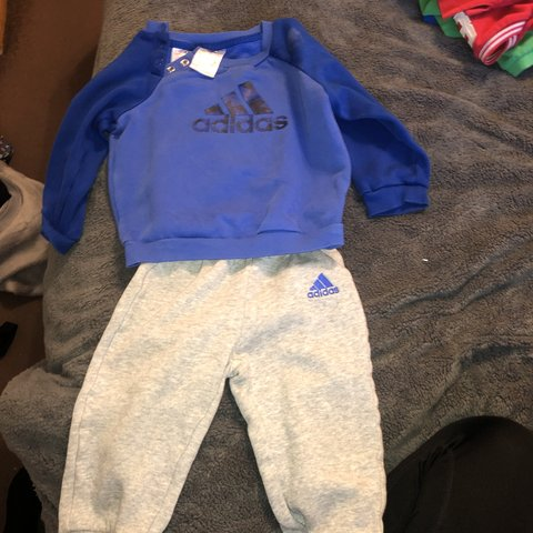 Clothing, Shoes & Accessories Baby Boy Adidas Joggers 9-12 Mths Baby & Toddler Clothing