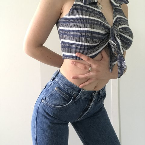58180871c27 dope ass vintage wranglers. repop-ing because they are too i - Depop