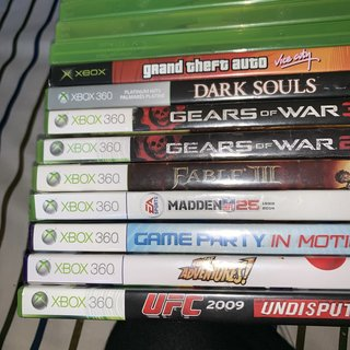 Games bundle XBox 360 Games ✨ & Xbox One Game! All    - Depop
