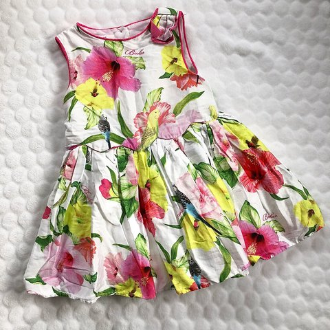 e380b768a Beautiful Ted Baker dress Size 18-24m In excellent Tulle - Depop