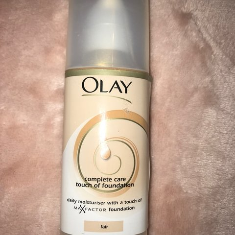 Olay Complete Care Touch Of Foundation In The Shade Fair My Depop