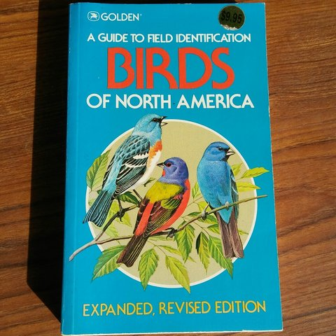 birds of north america a guide to field identification