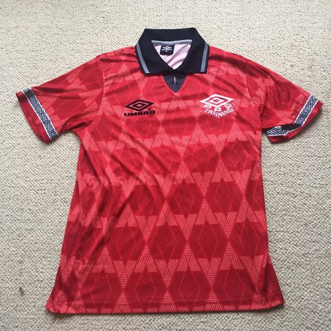 Umbro Pro Training Top Size M Depop