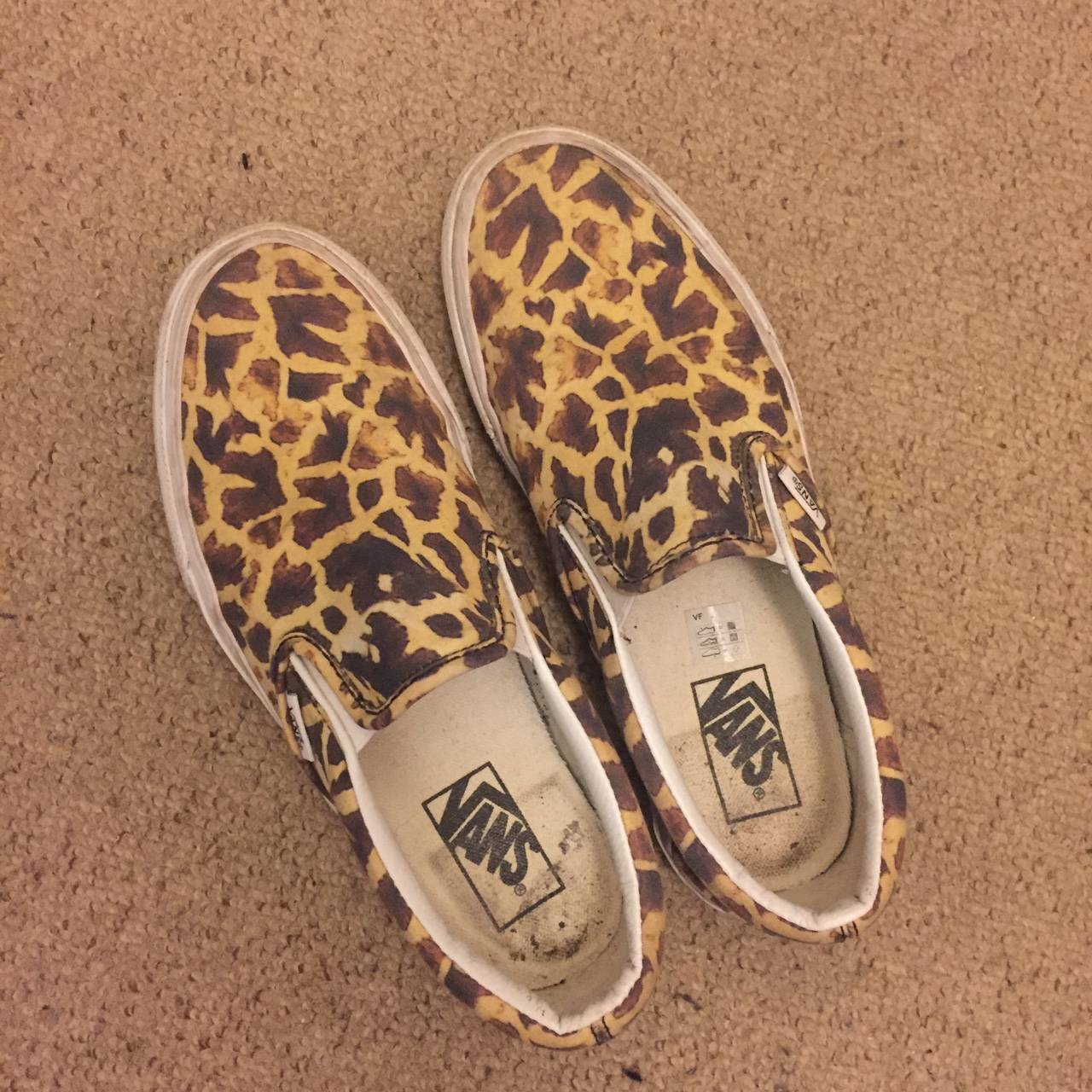 Vans Giraffe Shoes Outlet Shop, UP TO 64% OFF