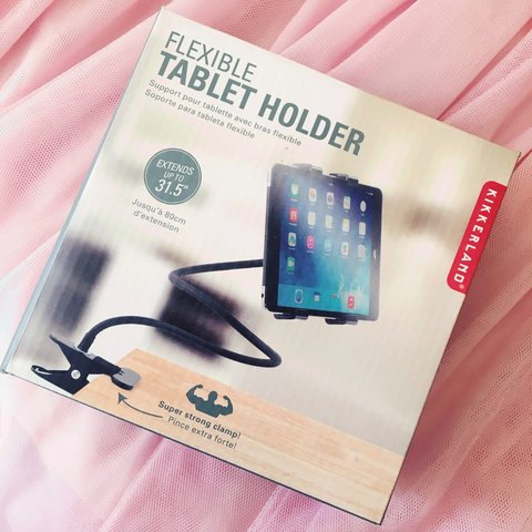Flexible Tablet Holder I Purchased Brand New For My Shop I Depop