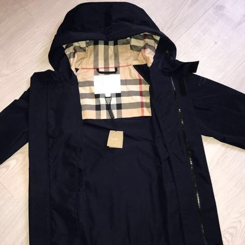 efeb5bcd3 @ollyhuss8. 4 months ago. London, United Kingdom. Brand new Burberry kids  jacket With tags. Age 14