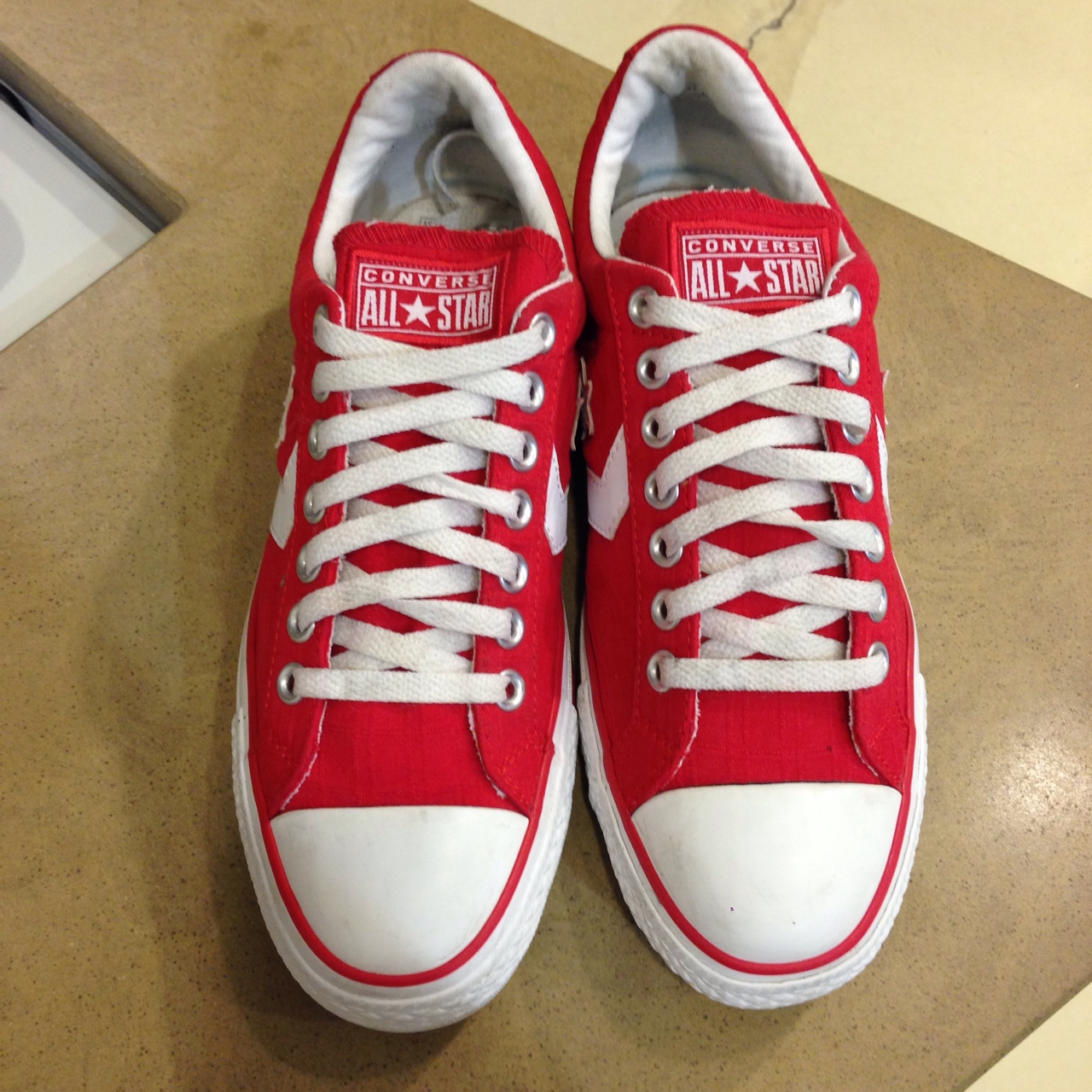 all star converse rosse basse