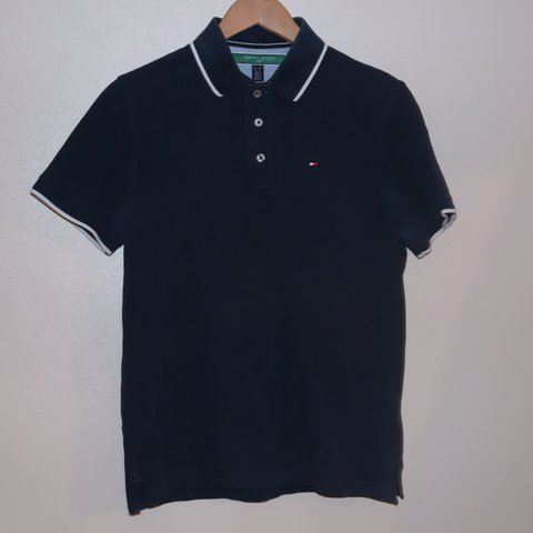 50c7be7a @aakarimi. last year. Hampshire, United Kingdom. Men's Tommy Hilfiger polo  top ...