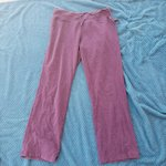 fbde95ca234db Used Old navy active go dry maternity cropped jogging pants - Depop