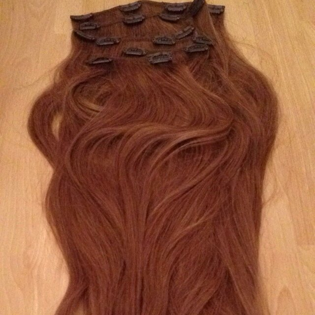 Foxy Locks Hair Extensions Brand New Without Packaging Them Depop