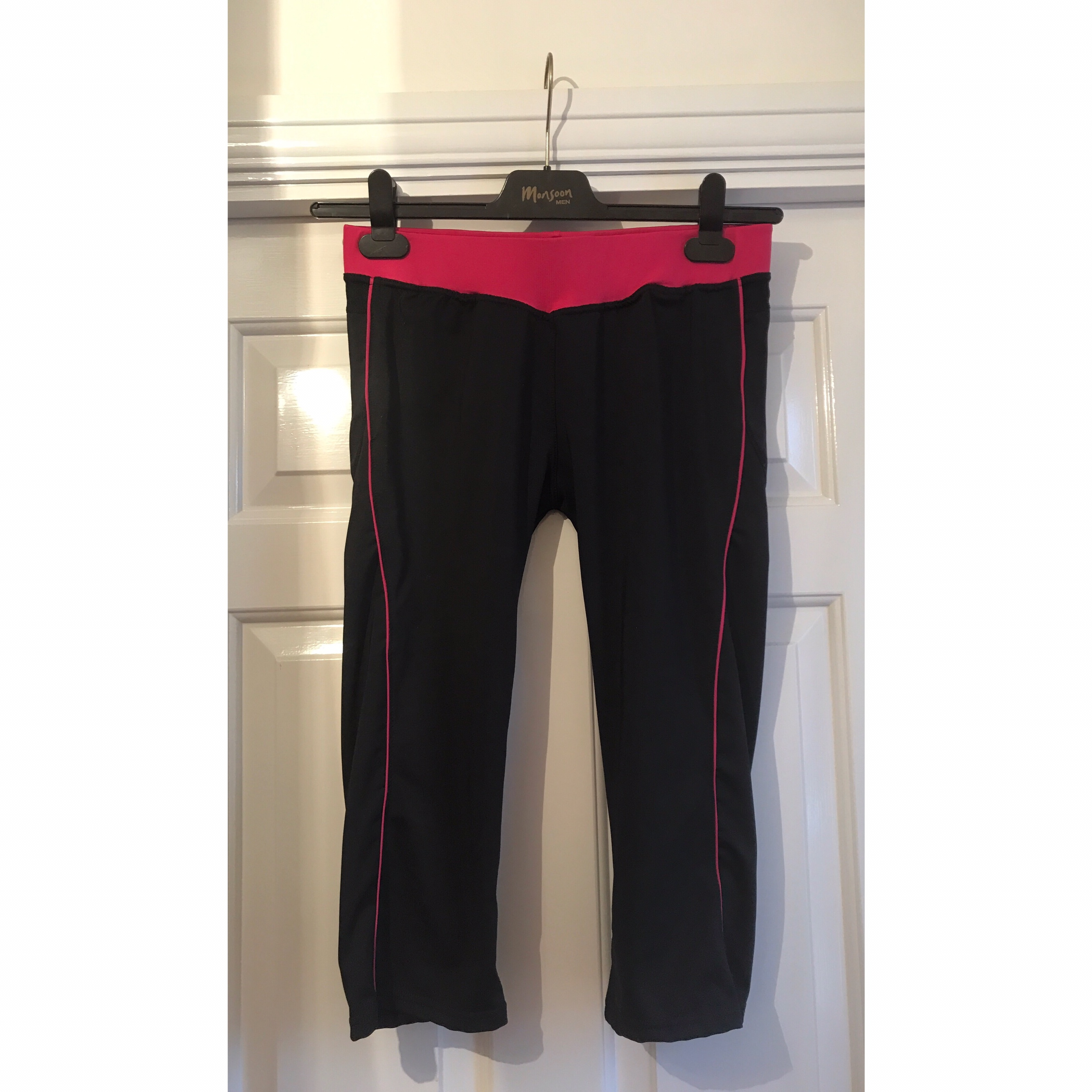 100% authentic another chance new images of Freddy UK & Ireland black and fuchsia shaping effect... - Depop