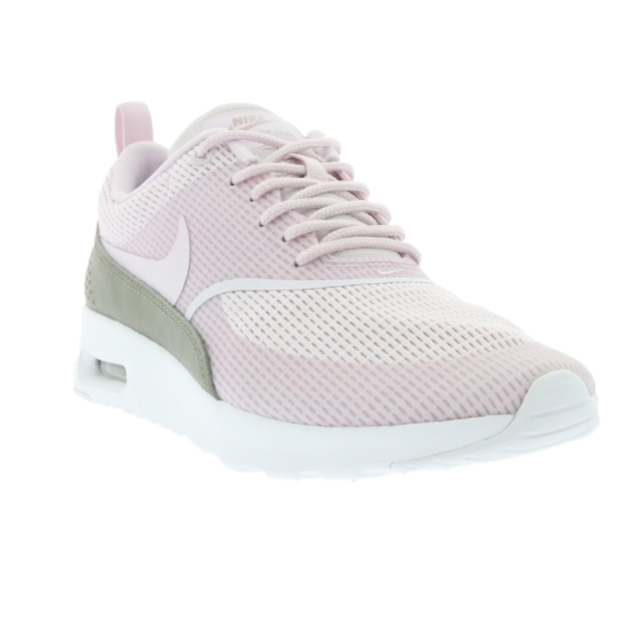 NIKE Air Max Thea baby pink with silver